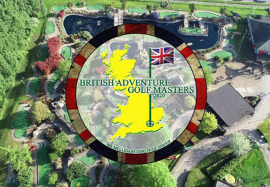 IMPORTANT UPDATE  re the British Adventure Golf Masters